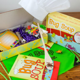 Play.Create.GrowColoring bookCooking bugs kitGnomes kit