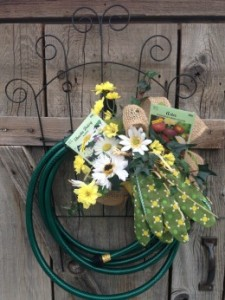 Garden Hose Wreath Children S Books Play Kits Play