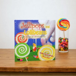 Jellipops and Lollibeans, the Magic of Easter Eve
