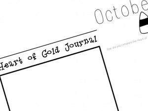 October Journal Preview