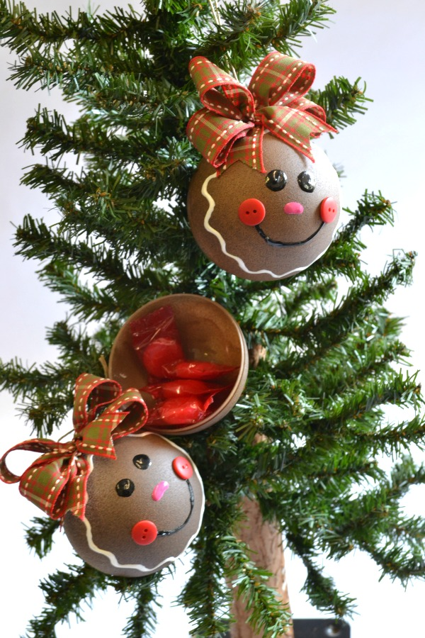 Gingerbread Gift Ball Ornaments Children S Books Play Kits