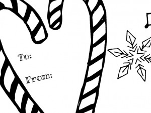 Gift Tag Preview