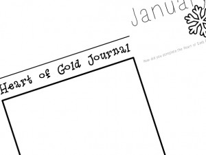 January Journal Preview