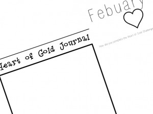 February Journal Preview