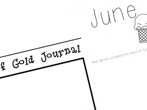 June Journal Preview